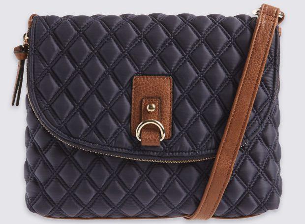 Модные синие сумки осень зима 2019 2020 фото