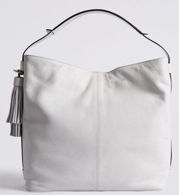 Модные белые сумки осень зима 2019 2020 фото