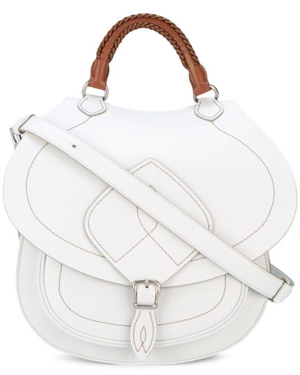 стильные белые сумки осень зима 2019 2020