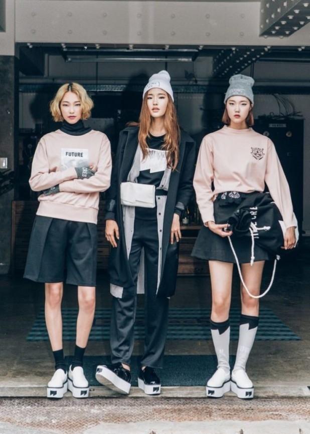 Модный спортивный лук 2018-2019