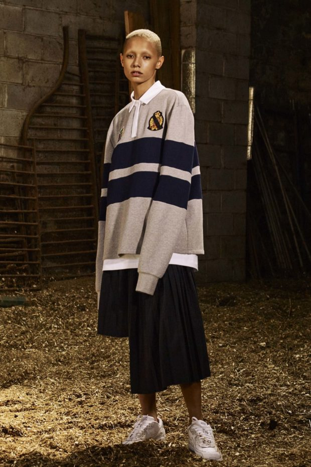 Модный школьный лук