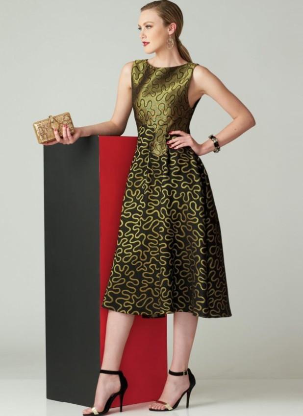 Модный торжественный лук