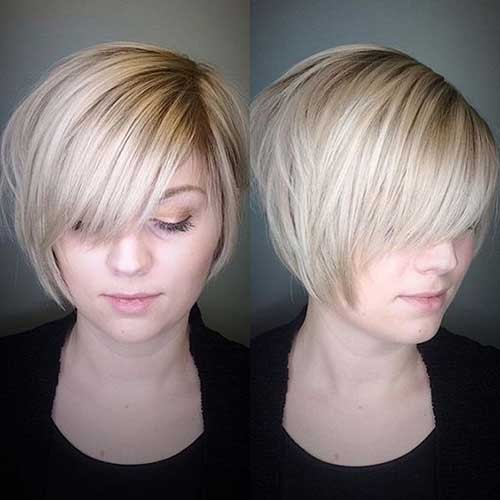 Техника шатуш на короткие волосы фото