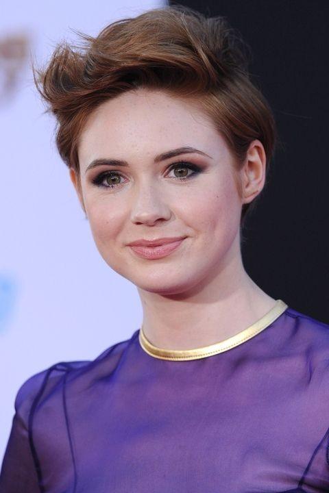 окрашивание волос с шоколадным отливом 2018 году на короткие волосы