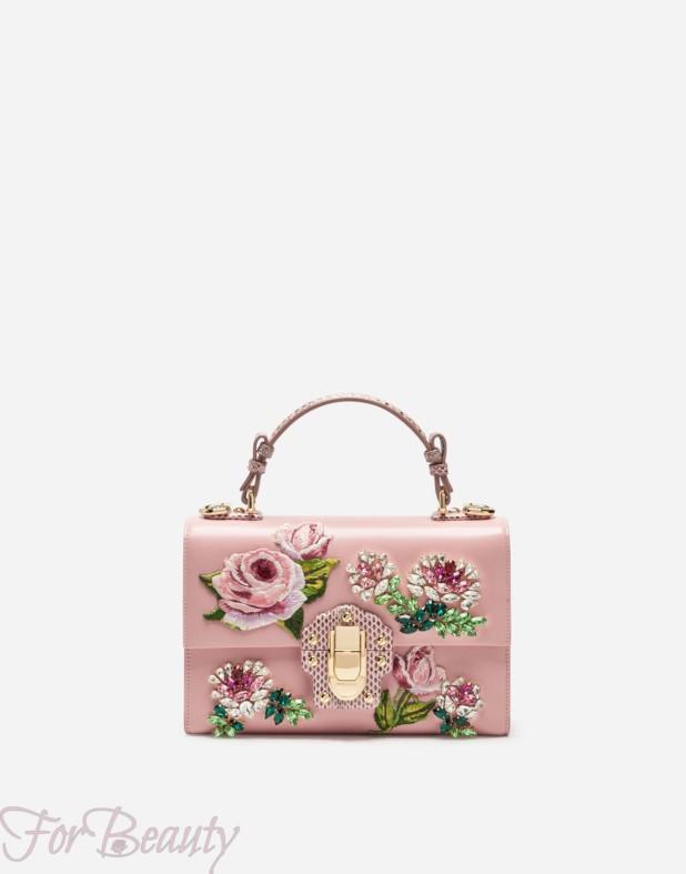 Модная цветовая палитра в сумках осень зима 2018 2019