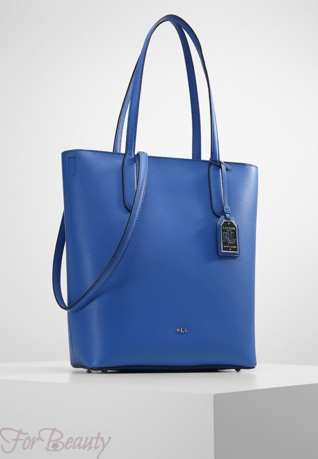 Модные синие сумки осень зима 2018 2019