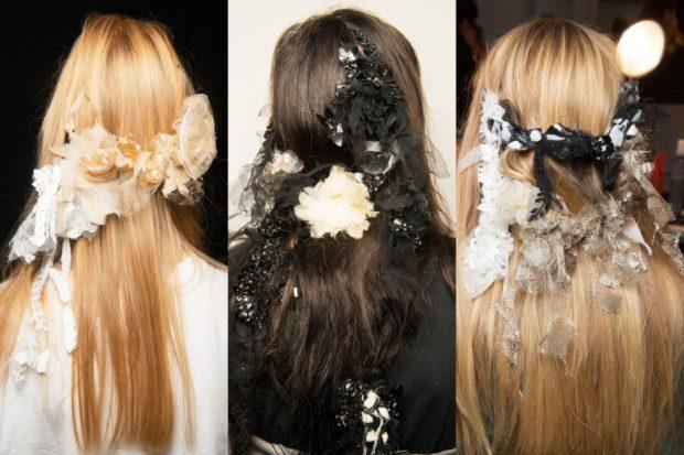 украшения для волос бижутерия