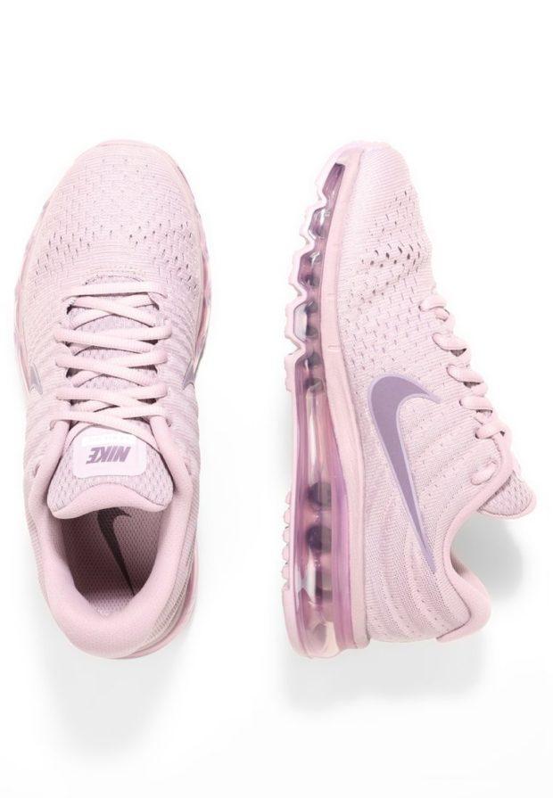 Модные розовые женские кроссовки 2018-2019