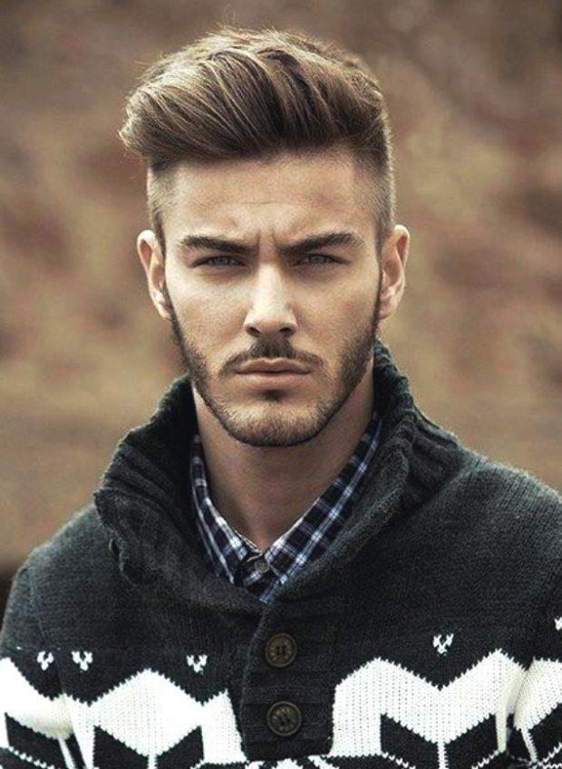 Мужская стрижка «Брит»