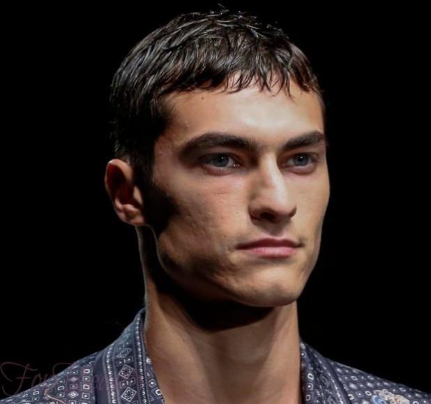 Мужская стрижка Спорт-шик 2018 2019 модные тенденции фото новинки