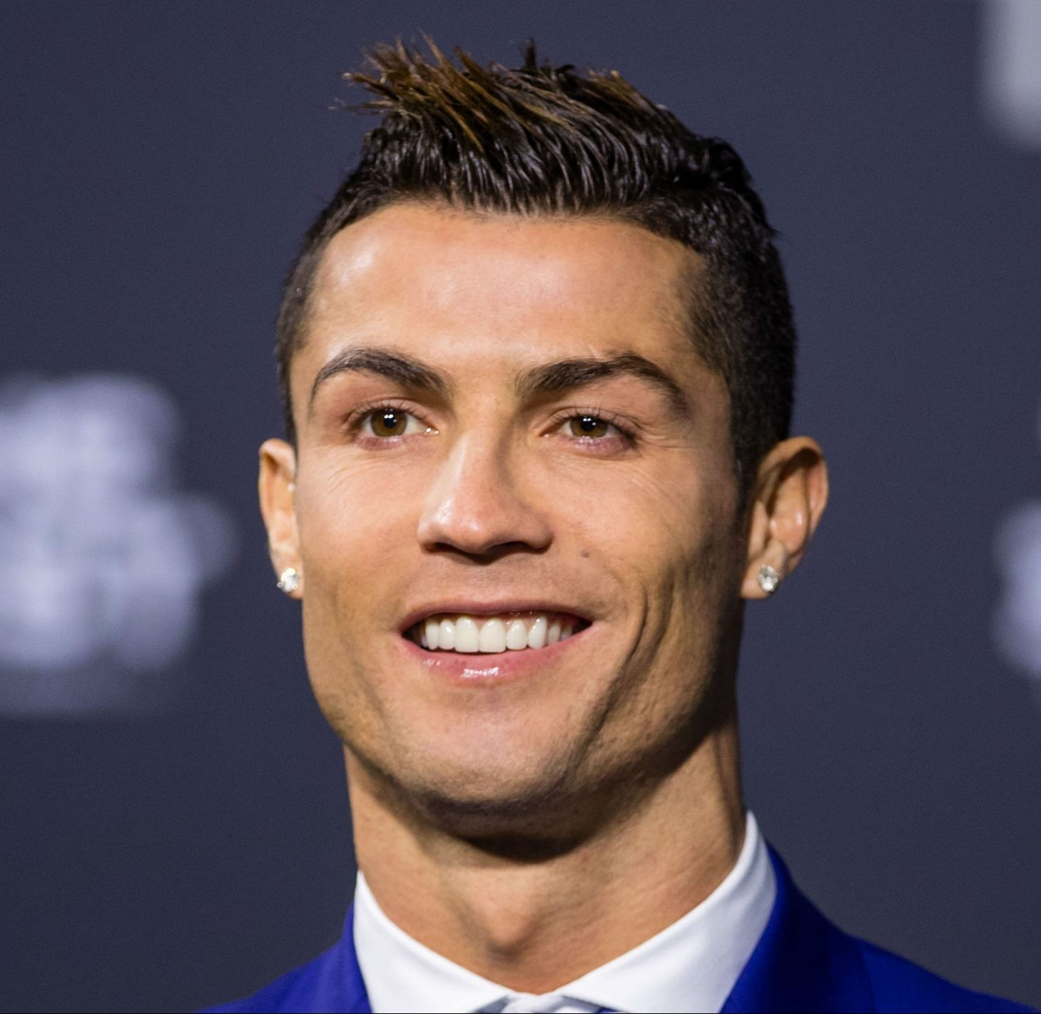 ronaldo hairstyle design - HD 1459×1421
