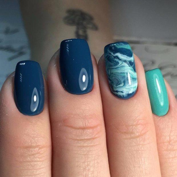 нарощенные ногти дизайн 2018 2019 фото новинки