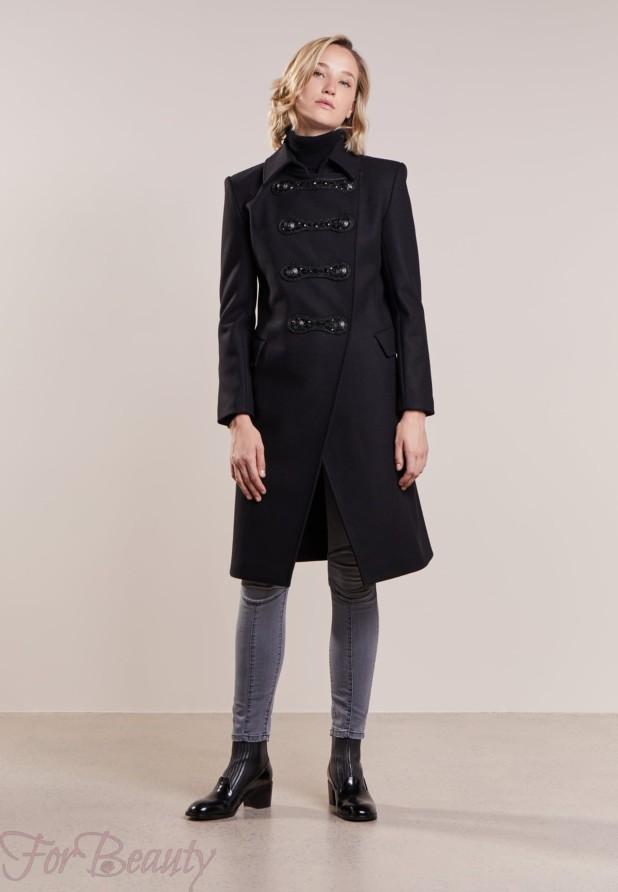 Женское пальто мундиры 2018 фото новинки