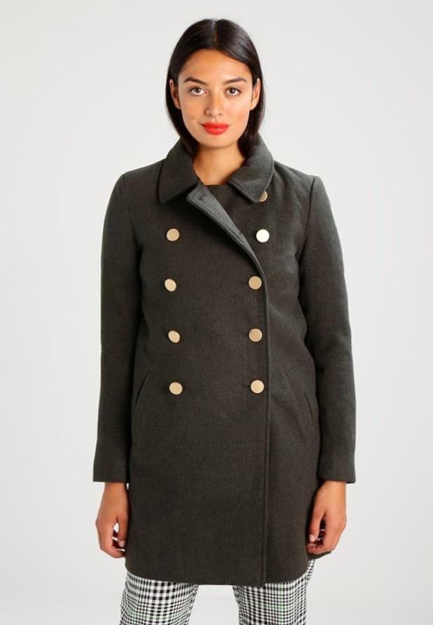 пальто модные тенденции