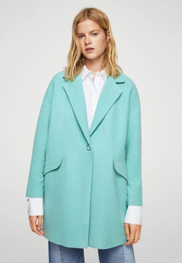 пальто модные тенденции: Женское модное в стиле Оверсайз
