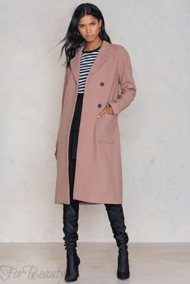 Классическое женское пальто 2018 фото новинки