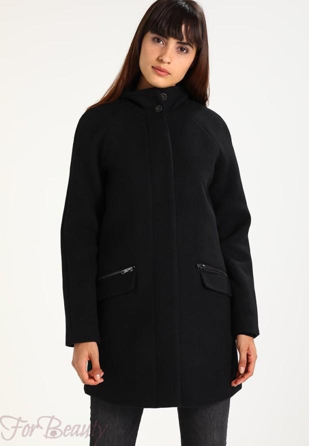 Классическое стильное женское пальто 2018 фото новинки