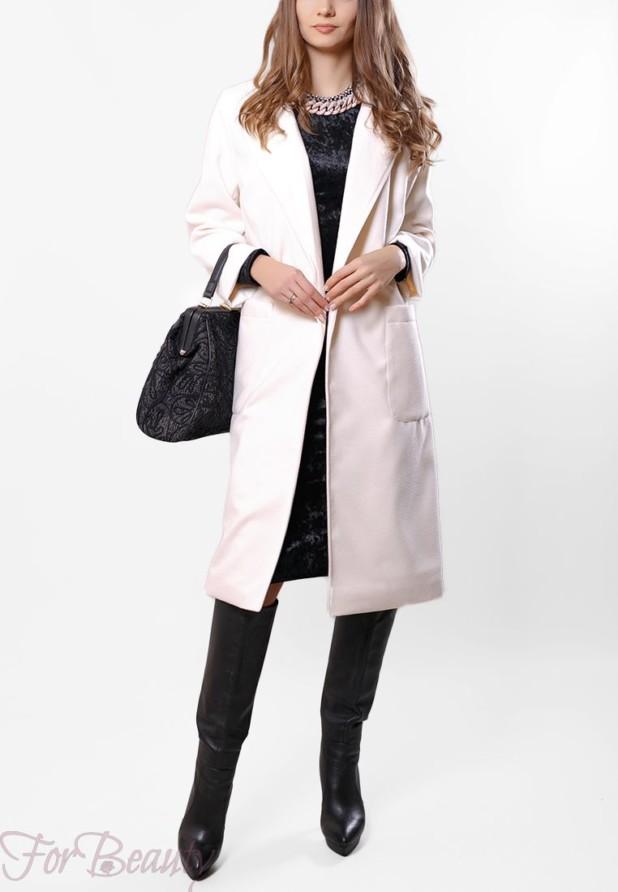 Классическое женское пальто 2018