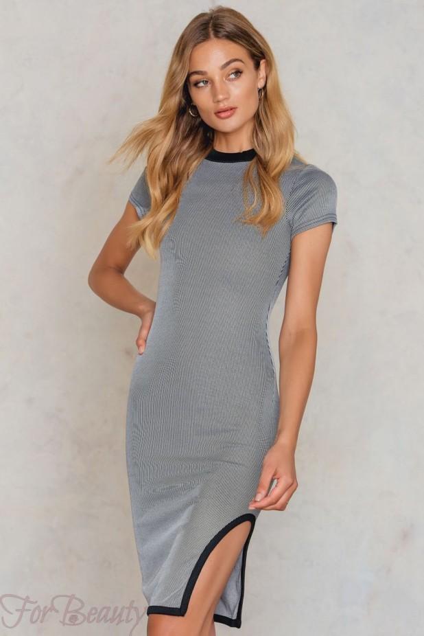Модные платья для офиса 2018
