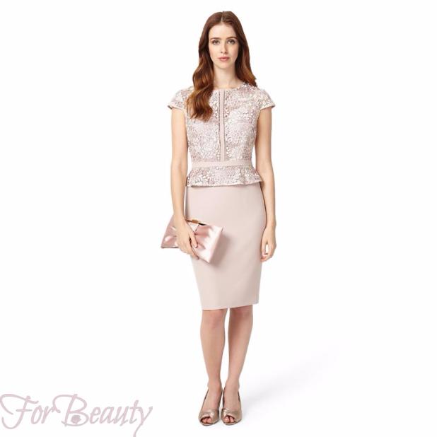 Модные красивые платья для офиса 2018