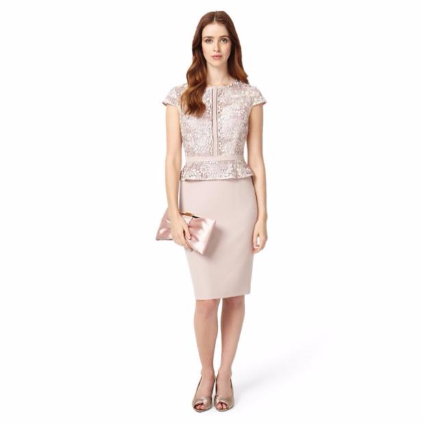 Модные красивые платья для офиса