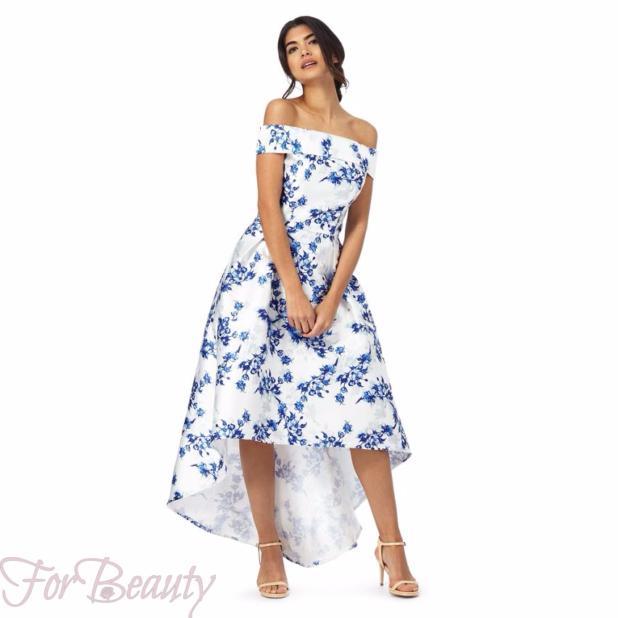 Модные платья «Маллет»2017