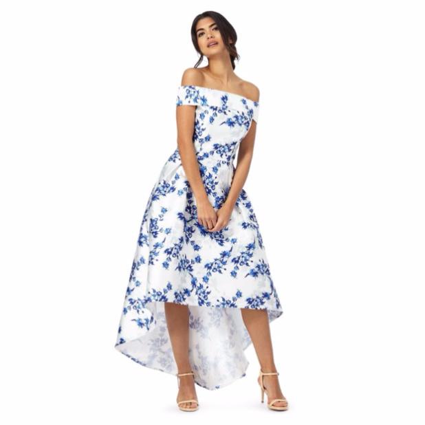 модное платье: платья Маллет