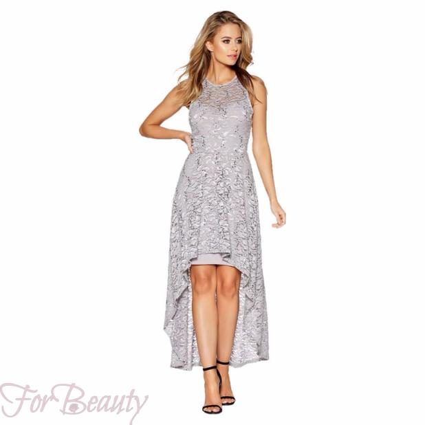 Модные платья «Маллет» 2018 фото