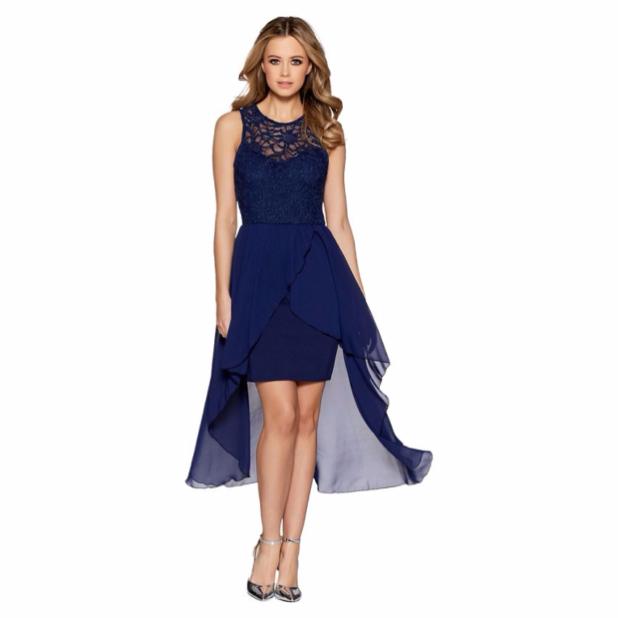 модное платье: платья Маллет вечернее