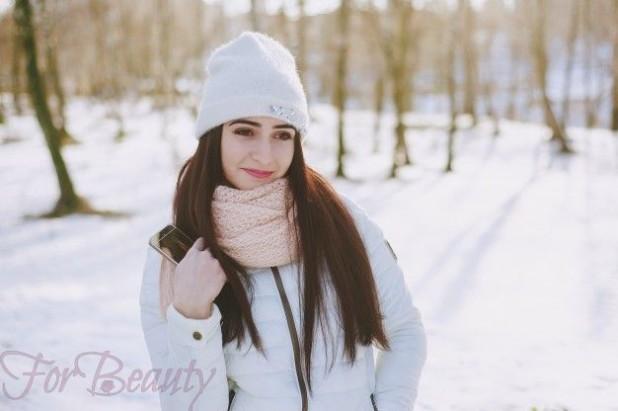 шарф хомут фото