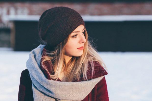 Правила подбора шарфа фото