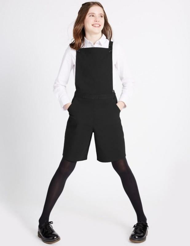 модные школьные брюки для девочек 2018 2019
