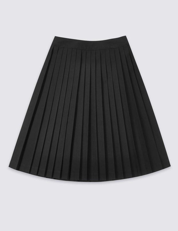 модная школьная юбки для девочек 2018 2019