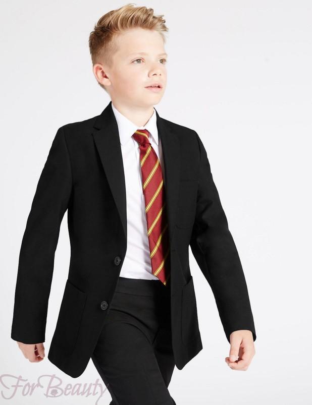 модные школьные костюмы для мальчиков 2017-2018