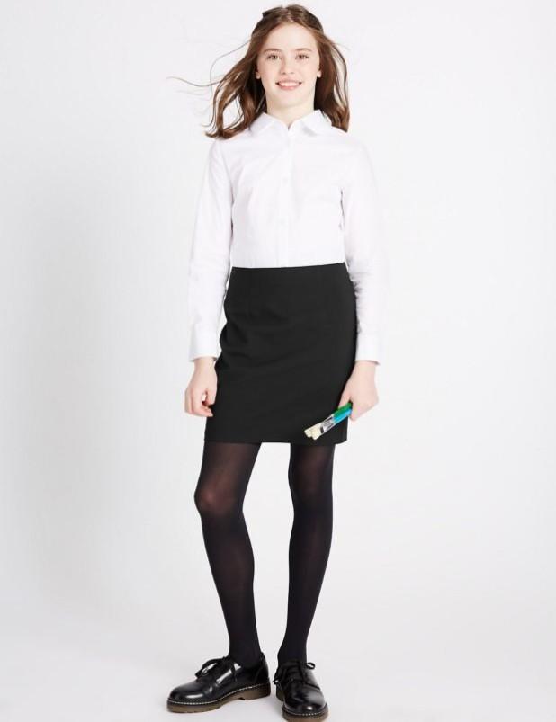Школьная юбки для девочек 2018 2019