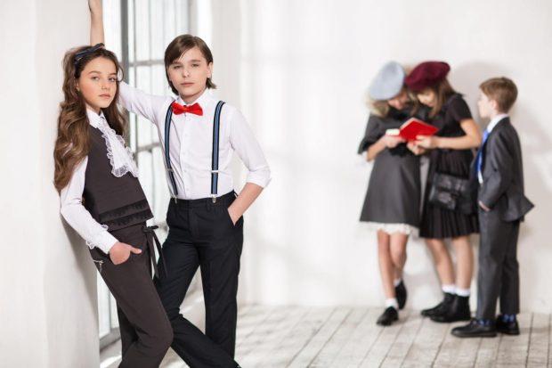Школьная мода 2018 2019