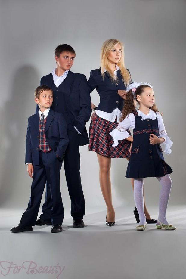 Школьная форма 2018 2019 для средних и старших классов
