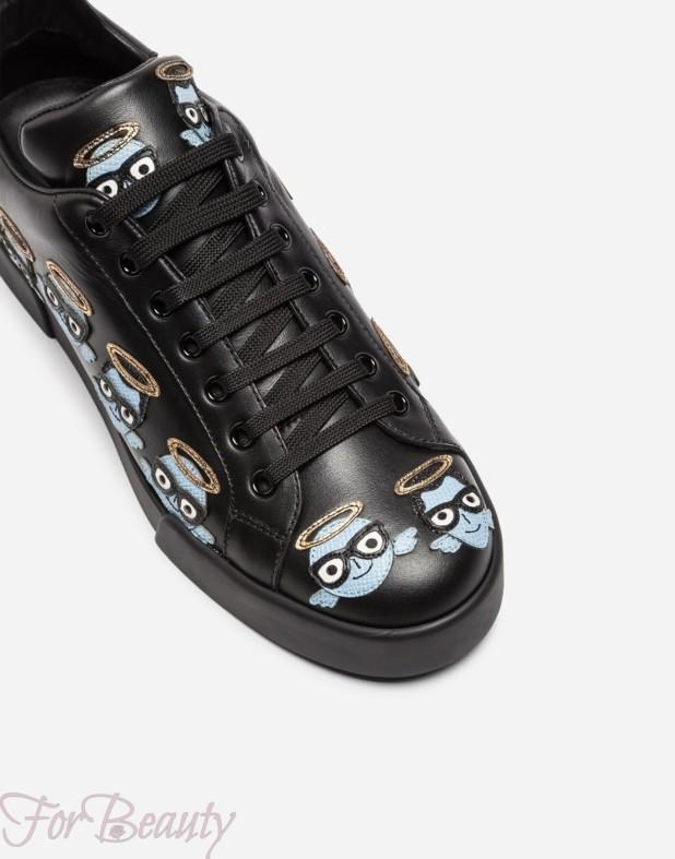 Стильные женские кроссовки 2018