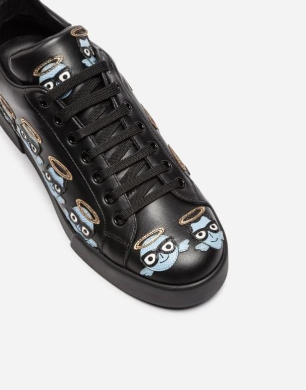 Стильные черные на шнурках
