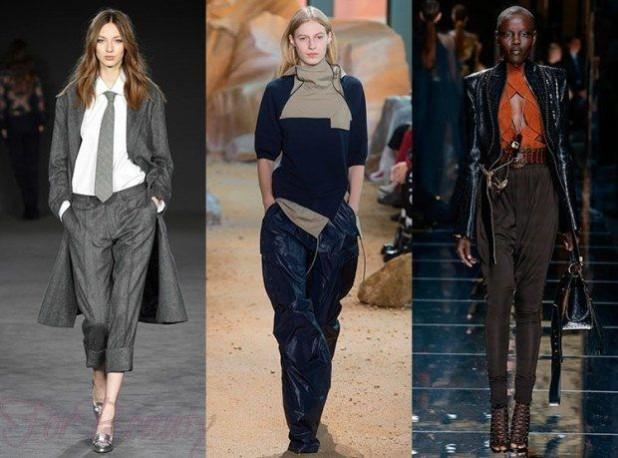 брюки женские 2018-2019 года