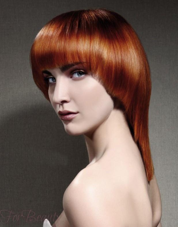 Стрижка удлиненная паж модная в 2018 году фото на средние волосы
