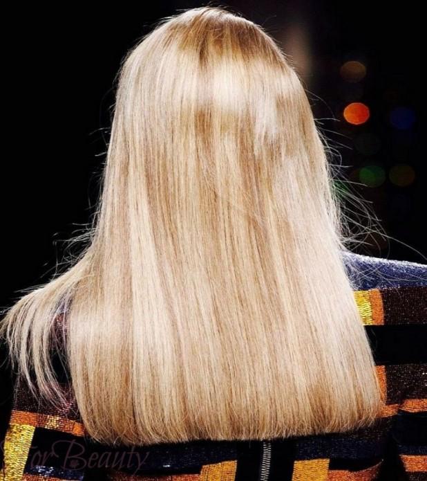 стильное окрашивание волосброндирование2018 фото