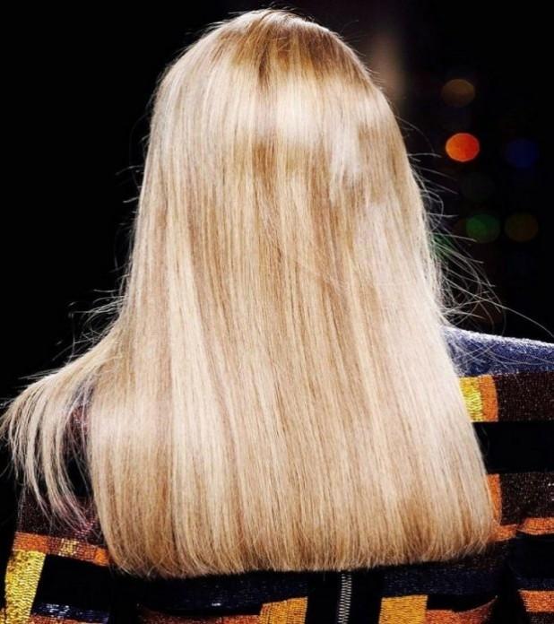 стильное окрашивание волосброндирование