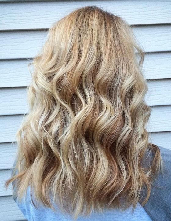 креативное окрашивание волос шатуш 2018 фото