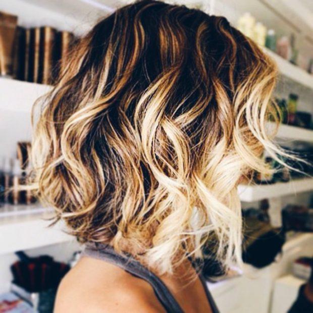 окрашивание волос «шатуш» 2018-2019 года
