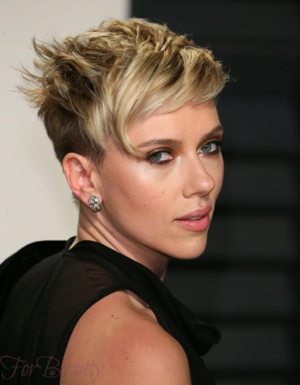Стильная стрижкапикси2017 на короткие волосы фото для женщин за 40