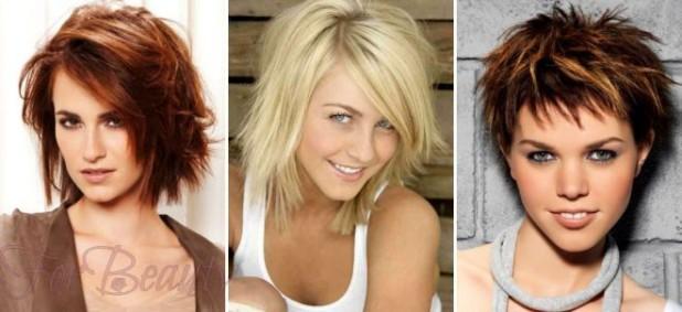 модная стрижкасессон2017 на короткие волосы фото для женщин за 40