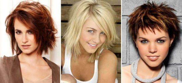 модная стрижкасессонна короткие волосы фото для женщин за 40