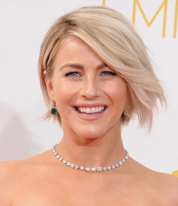 Стрижкабоб-карена короткие волосы для женщин за 40