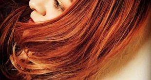 Модный цвет волос для рыжих 2017 короткие волосы